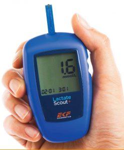 Analizor detectie lactat Lactate-Scout img2