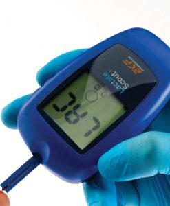 Analizor detectie lactat-Lactate-Scout img3