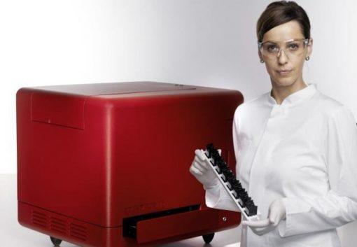 Analizor automat cantitativ poc Hybcell-Cube-Dx