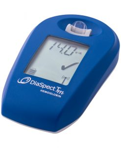 Analizor detectie hemoglobina DiaSpect Tm - img 1