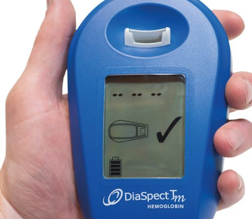 Analizor detectie hemoglobina DiaSpect Tm - img2